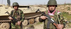 KURDS IRAK