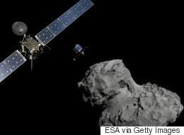 Rosetta en route pour s'écraser sur la comète Tchouri