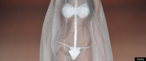 Gstring Wedding Dress