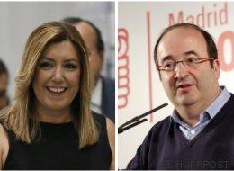 ¿Quiénes están en contra de Pedro Sánchez? ¿Y a favor? (FOTOS)