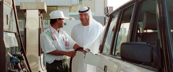 GASOLINE IN KUWAIT