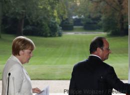 Merkel und Hollande haben es gemerkt: Die EU stirbt