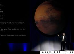 Voici le plan fou pour installer un million de personnes sur Mars d'ici 100 ans