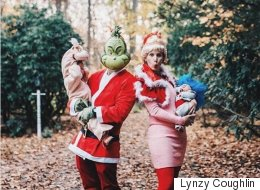 15 Ridiculously Cool Costume Themes For Families Of Four