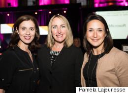 Découvrez la 23e soirée-bénéfice Prix Femmes de mérite en PHOTOS