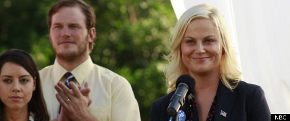 Parks And Rec Leslie Knope