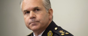 OTTAWA POLICE CHIEF CHARLES BORDELEAU