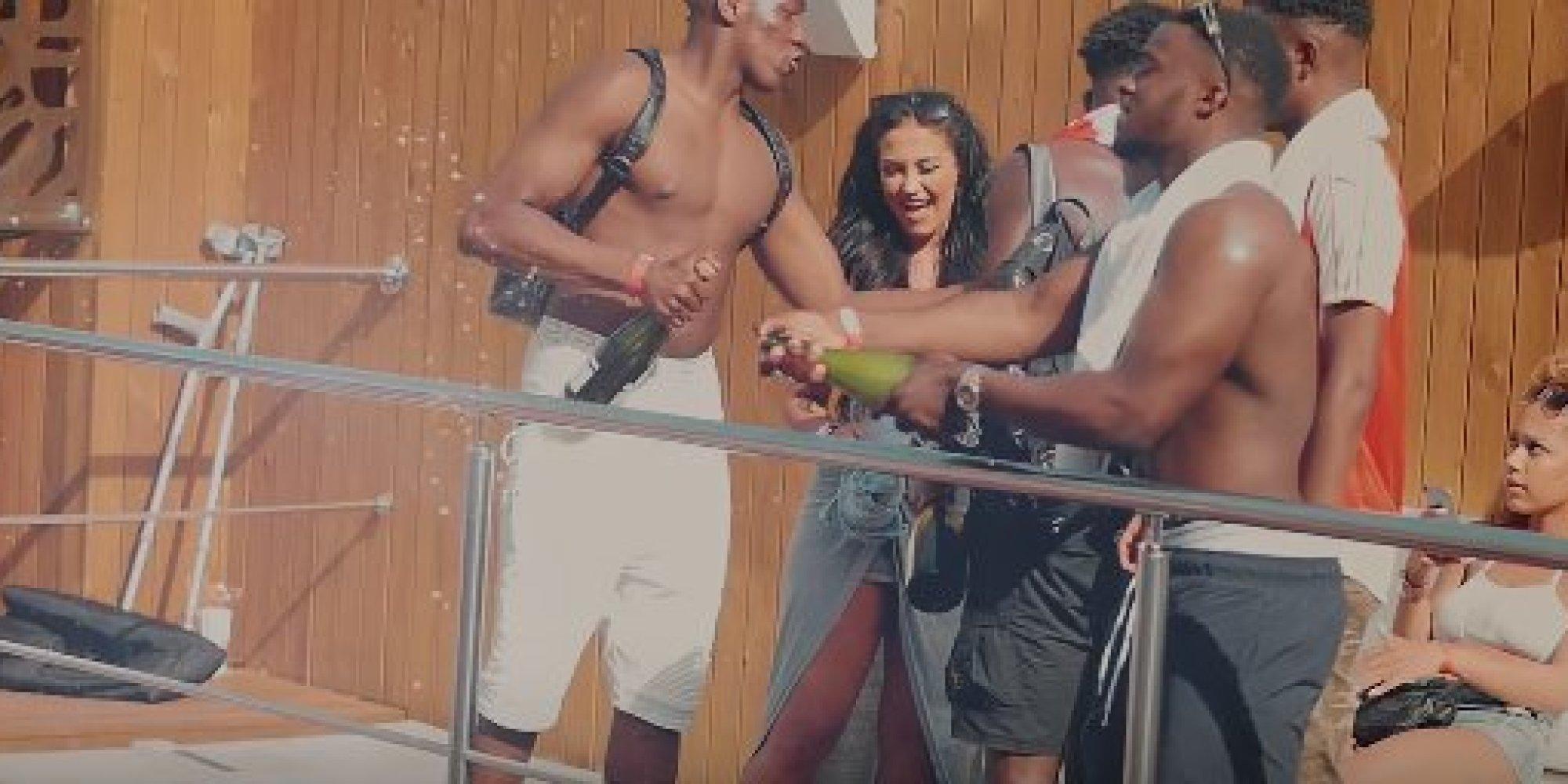 Mariage annulé, alcool et string Victoria\u0027s Secret Le clip tourné à  Marrakech qui agite Twitter