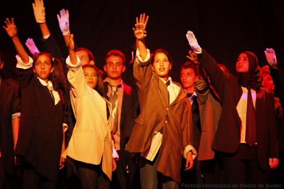 troupe marocaine