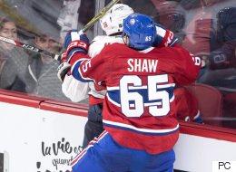Andrew Shaw devrait-il être puni pour ce geste?