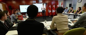 JUSTIN TRUDEAU YOUTH COUNCIL