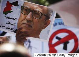 L'écrivain Nahed Hattar enterré sous haute surveillance policière (VIDÉO)