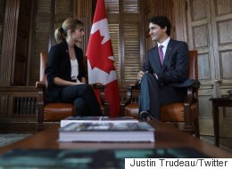Trudeau Joins Forces With Emma Watson For Feminist Campaign