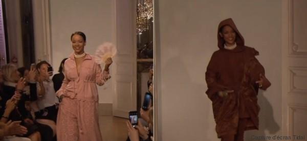 La nouvelle collection de Rihanna, c'est