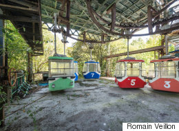 Ce parc d'attractions abandonné va vous donner la chair de poule