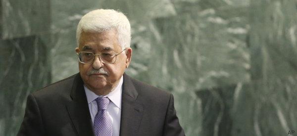 El presidente palestino prevé acudir al funeral de Peres