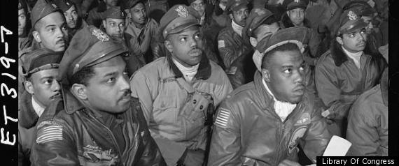Red Tails Screening Tuskegee Airmen