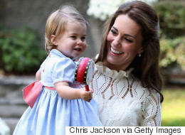 Somehow, Kate Middleton Kept This White Dress Clean At A Kids' Party