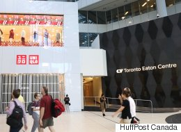 Here's Your Tour Of The 1st Uniqlo Store In Canada