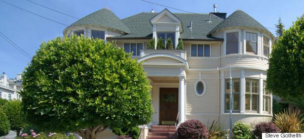 Vous pouvez acheter la maison de Madame Doubtfire
