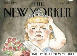 이 '뉴요커' 표지는 정말 아름답다