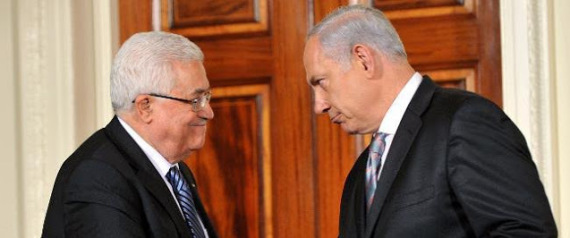 ABU MAZEN AND NETANYAHU