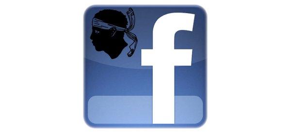 Facebook parle désormais corse