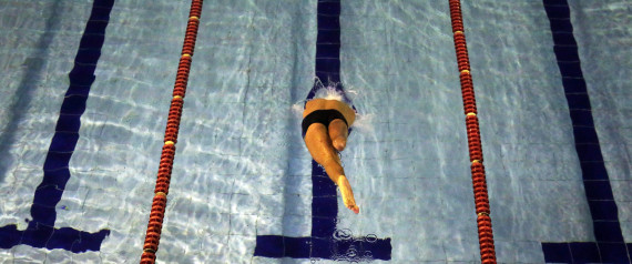 PARALYMPIC SWIMMER