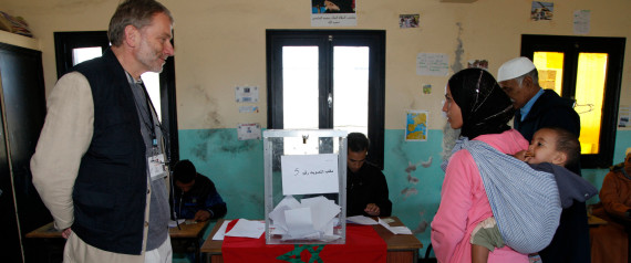 ELECTION OBSERVATION MOROCCO