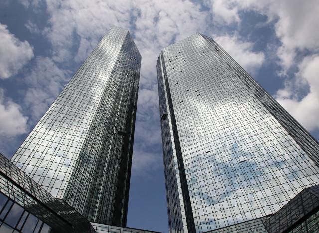 Deutsche Bank. Après la dégringolade le rebond