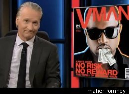 Bill Maher Romney Rappers