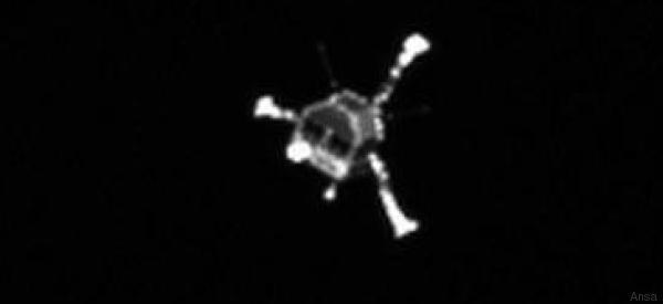 Missione finita! La sonda Rosetta è atterrata sulla cometa e si è spenta