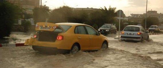 TUNIS RAIN
