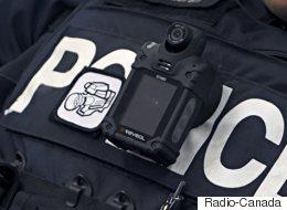 Plus de policiers montréalais équipés de caméras corporelles