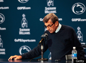 Is Joe Paterno Dead?