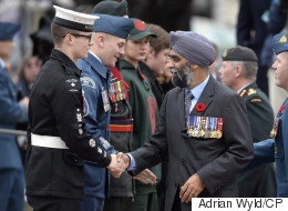 Sajjan Rips Cadets For Calling Girls' Breasts 'Developing Bits'