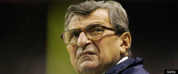 Joe Paterno Serious Condition