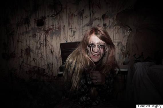 haunted calgary