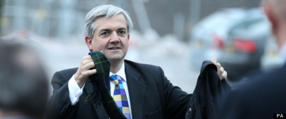 Sunday Papers Chris Huhne
