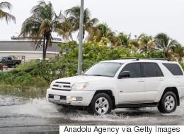 L'ouragan Matthew passe en catégorie 4 dans les Caraïbes