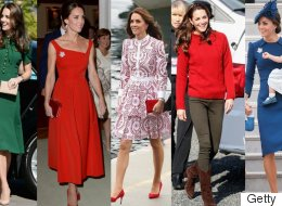Kate Middleton Slayed. Every. Single. Look On The Canada Royal Visit