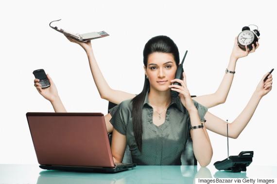 calling women busy