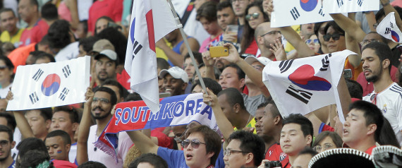 SOUTH KOREA SOCCER