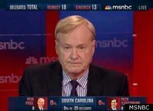 Chris Matthews Hair