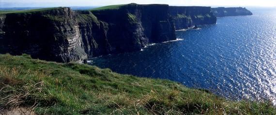 IRLAND CLIFF