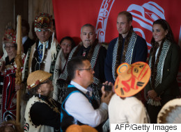 First Nations Leaders Use Royal Visit To Talk Reconciliation