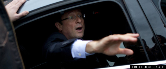 Hollande Ractions