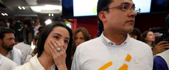 COLOMBIA VOTE