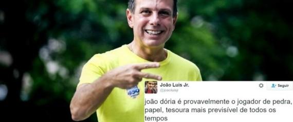 JOAO DORIA