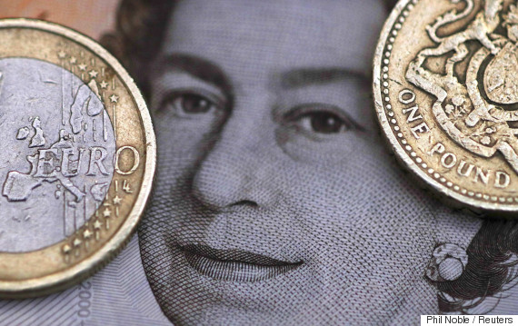 uk pound euro